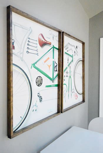Diy-Large-Wood-Picture-Frame