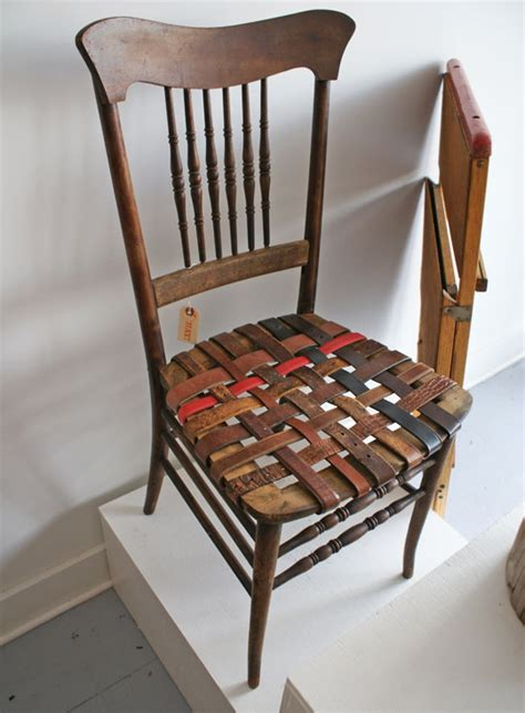 Diy-Leather-Belt-Chair