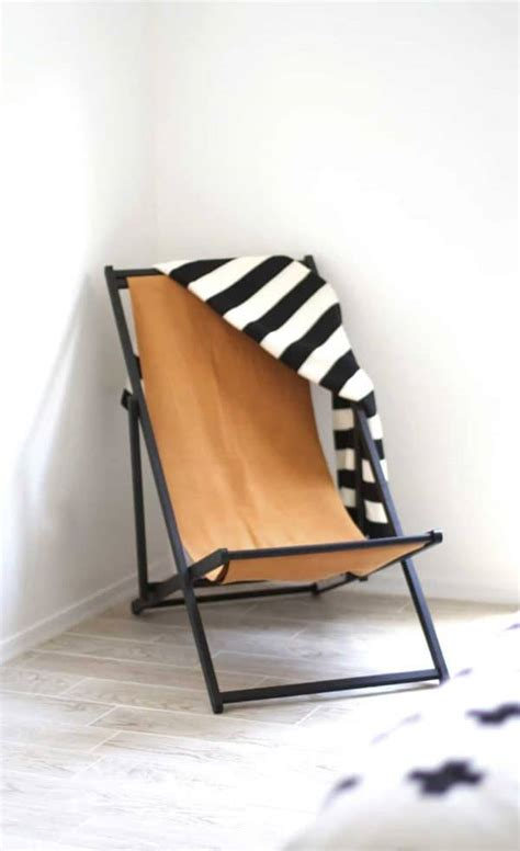 Diy-Leather-Chair