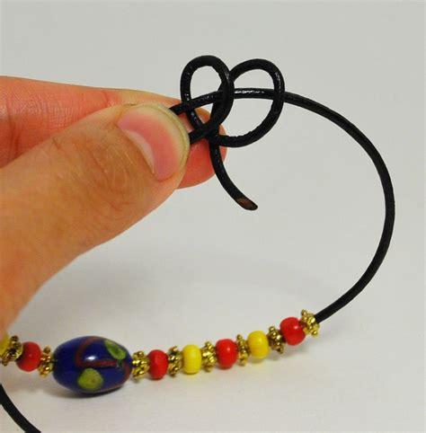 Diy-Leather-Cord-Bracelet