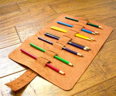 Diy-Leather-Pencil-Case
