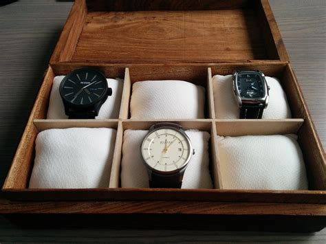 Diy-Leather-Watch-Box