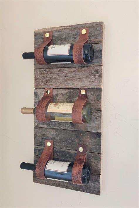Diy-Leather-Wine-Rack