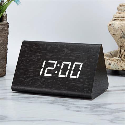 Diy-Led-Clock-Wood