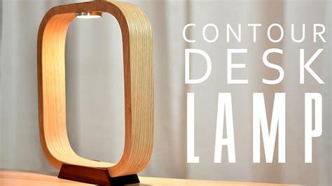 Diy-Led-Contour-Desk-Lamp