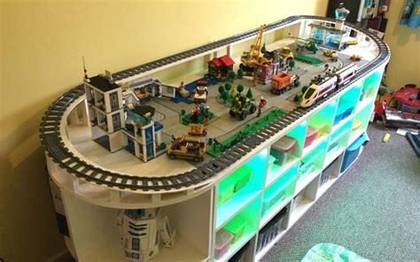Diy-Lego-Train-Play-Table