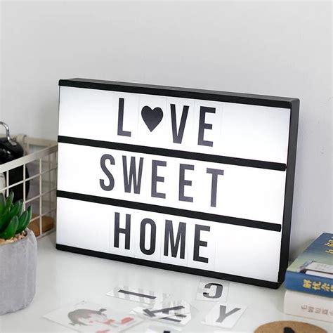 Diy-Letter-Light-Box