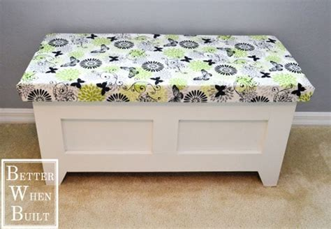 Diy-Lift-Top-Storage-Bench