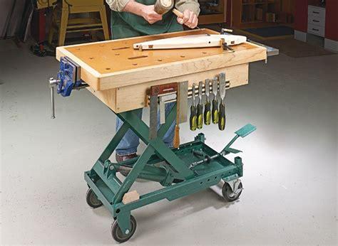Diy-Lifting-Workbench