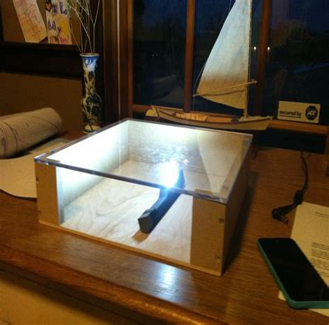 Diy-Light-Box-Tracing