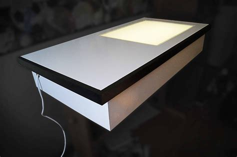 Diy-Light-Table-For-Drawing