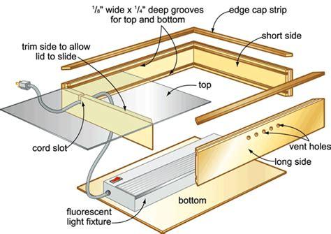 Diy-Light-Table-Plans