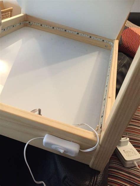 Diy-Light-Table-Screen-Printing