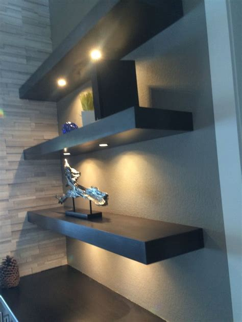 Diy-Lighted-Floating-Shelves