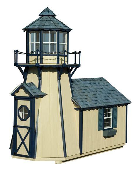 Diy-Lighthouse-Playhouse