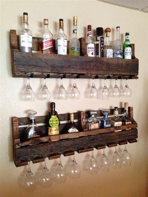 Diy-Liguor-Shelf-Dry-Bar