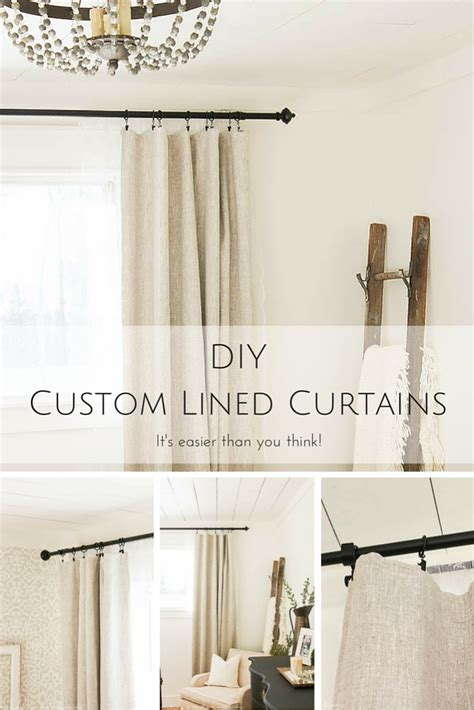 Diy-Lined-Curtains