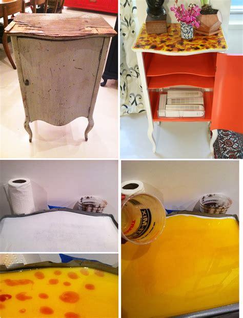 Diy-Liquid-Glass-Table