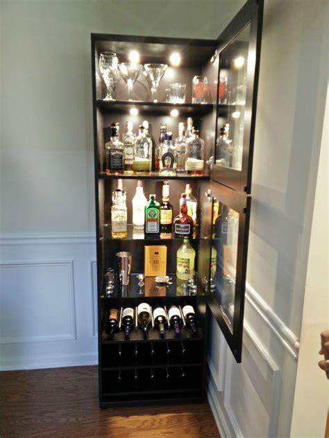 Diy-Locked-Liquor-Cabinet