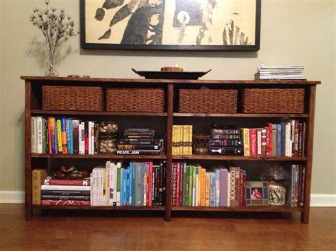 Diy-Long-Bookshelf