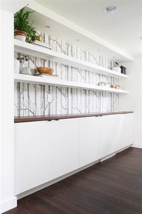 Diy-Long-Shelf