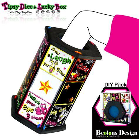 Diy-Lucky-Draw-Box