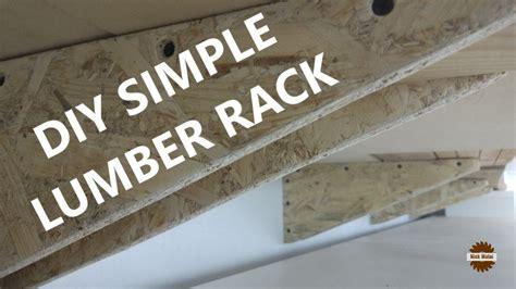 Diy-Lumber-Rack-Topper-Compatible