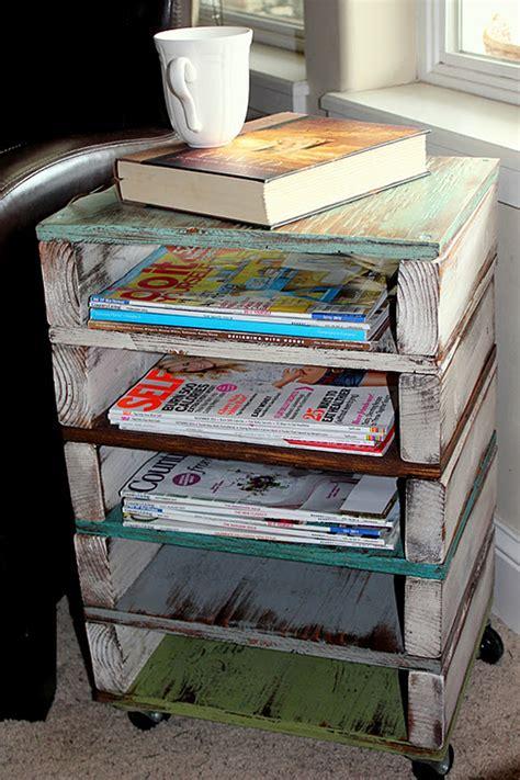 Diy-Magazine-Storage-Ideas