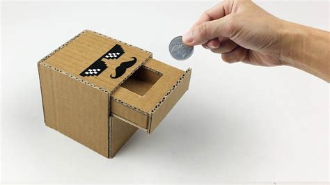 Diy-Magic-Coin-Box
