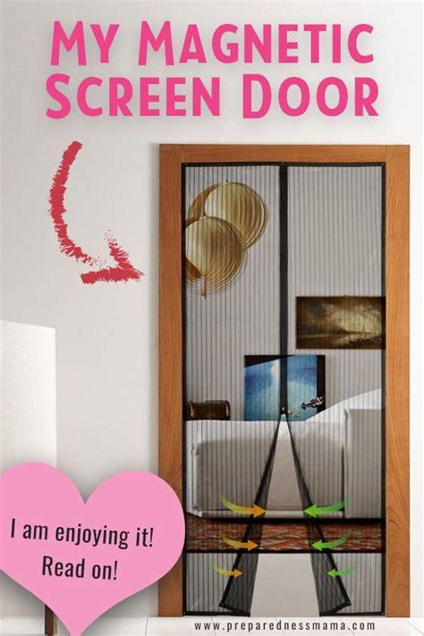 Diy-Magnetic-Screen-Door