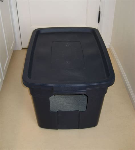 Diy-Make-Your-Own-Cat-Litter-Box