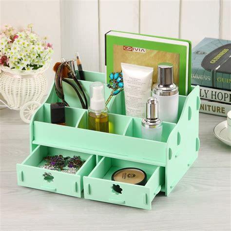 Diy-Makeup-Organizer-Wood