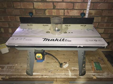 Diy-Makita-Routing-Table