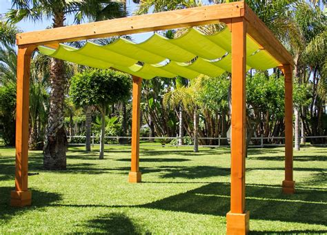 Diy-Manual-Retractable-Pergola-Canopy