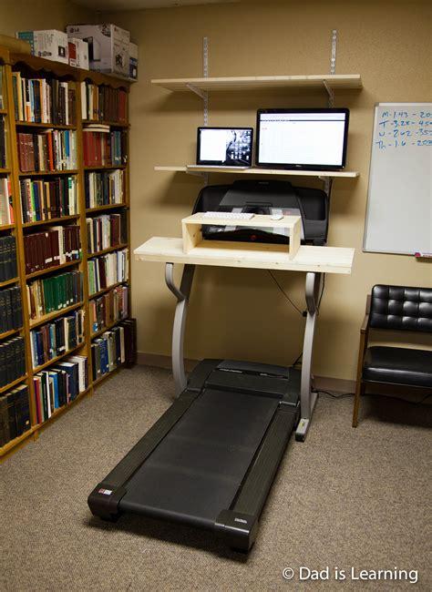 Diy-Manual-Treadmill-Desk