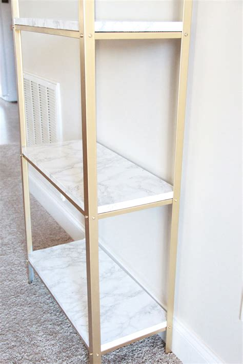 Diy-Marble-And-Gold-Shelf