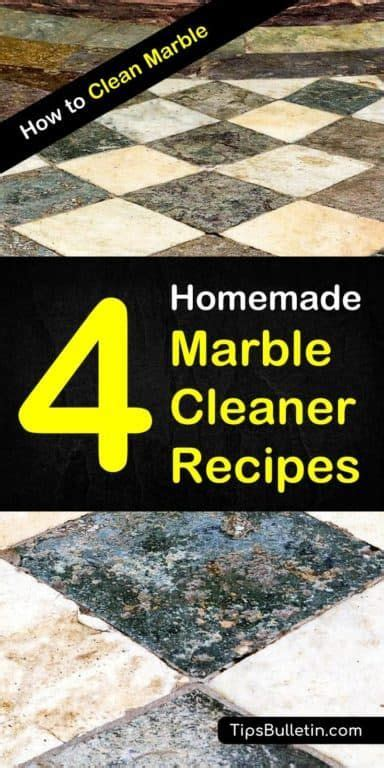Diy-Marble-Table-Cleaner