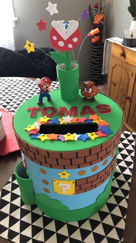 Diy-Mario-Themed-Box