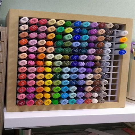 Diy-Marker-Shelves
