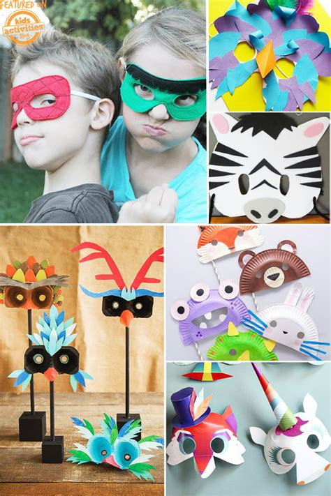 Diy-Mask-For-Kids