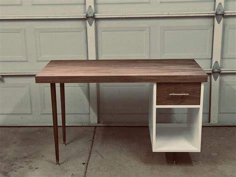 Diy-Mcm-Desk
