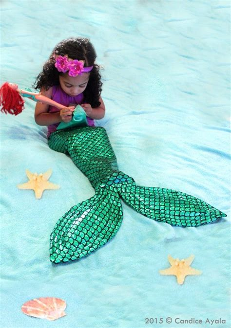 Diy-Mermaid-Tail-Costume