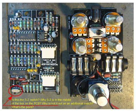 Diy-Mesa-Throttle-Box-Pcb