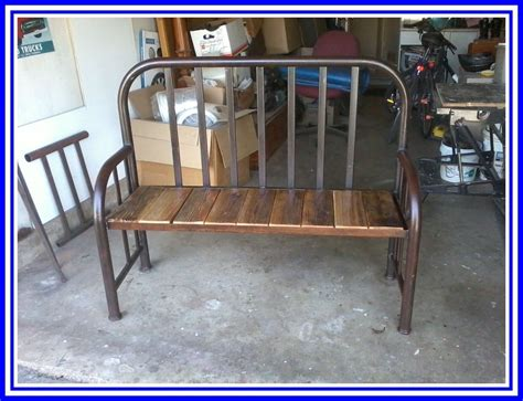 Diy-Metal-Bed-Frame-Bench