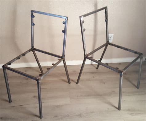 Diy-Metal-Chair-Frame