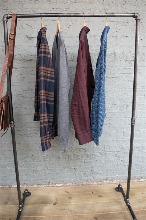 Diy-Metal-Pipe-Clothing-Rack
