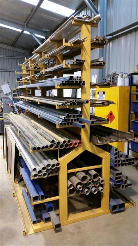 Diy-Metal-Stock-Rack