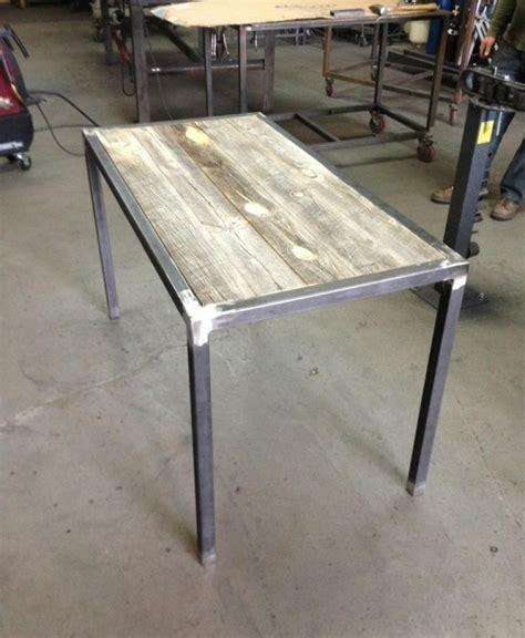 Diy-Metal-Table-Frame