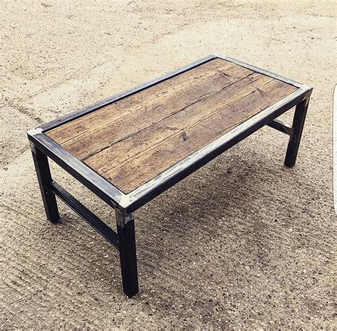 Diy-Metal-Top-Coffee-Table