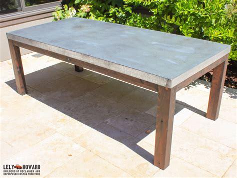Diy-Metal-Top-Dining-Table